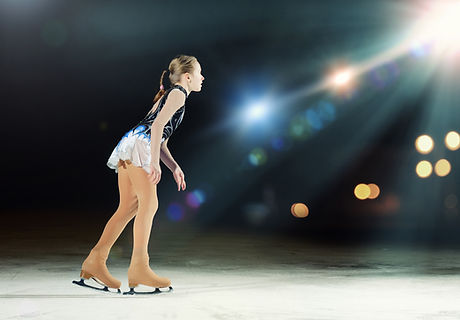 Professional Ice Skater