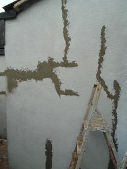 Crack repairs