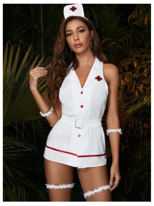 Disfraz de enfermera Talla L