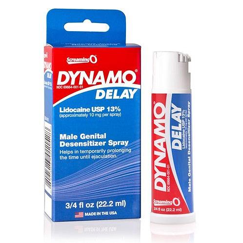 "Retardante masculino en spray ""Dynamo Delay"" - Marca Screaming O"