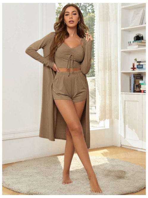 Conjunto Bata + pijama Talla S