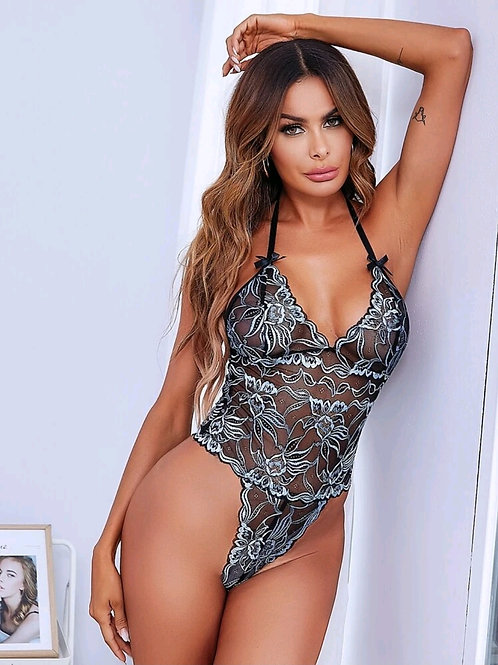 Body de encaje - Disponible en talla S y talla M