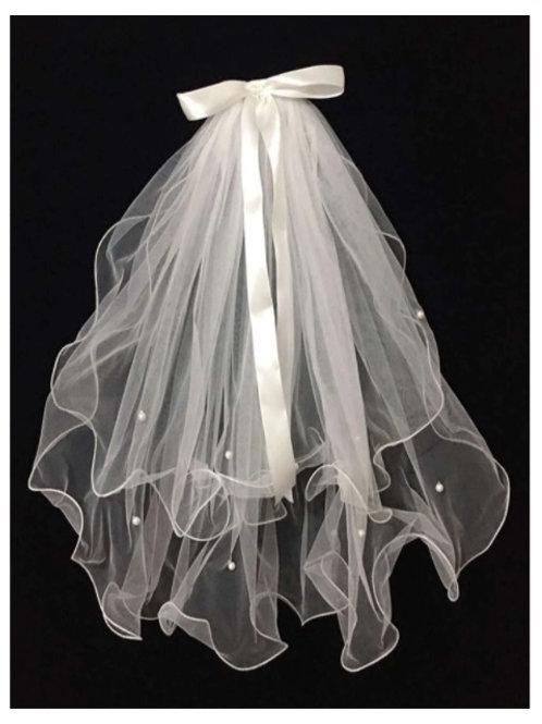 Velo de novia para Disfraz