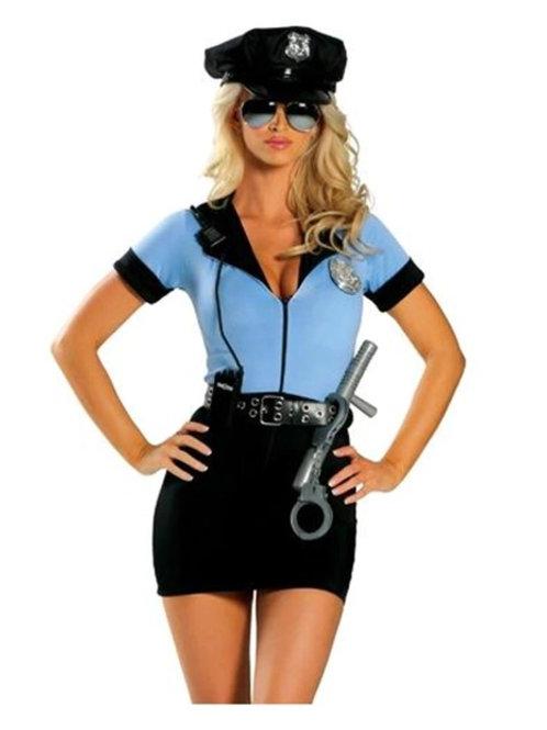Disfraz de Policia -   Talla XL