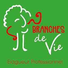 logo société Branches de vie - élagage Sud-Ouest