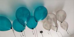 Forêt Ballons hélium