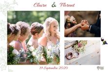 MARIAGE Claire et Florent
