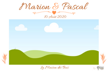 MARIAGE Marion et Pascal