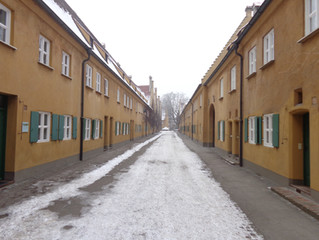 貧困対策での住宅の重要性を16世紀に見抜いていたフッガー