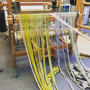 Setting up a new Warp in my first week _