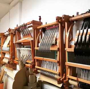 Tabletop Looms for Design Experimentatio