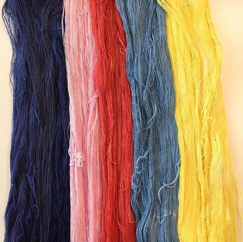 favourite colour palette so far 🎨 _ Thi