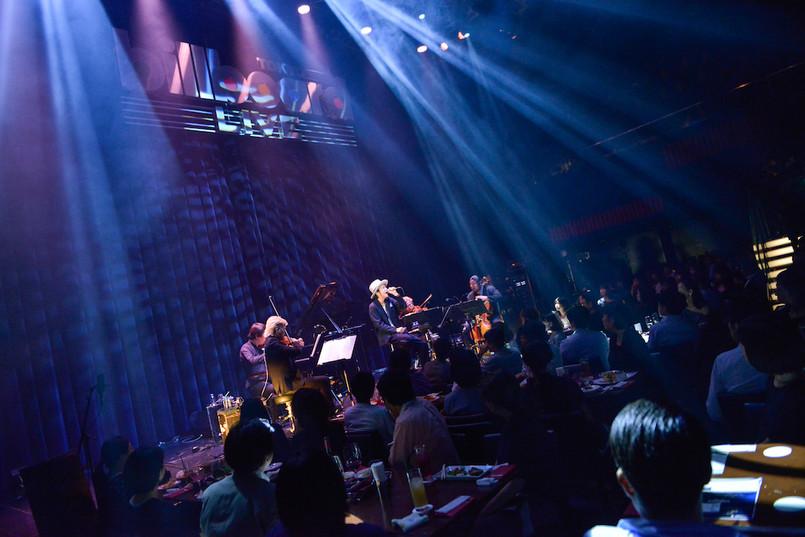JALCARD presents ROCKIN' QUARTET 2017.6.24 Billboard Live TOKYO