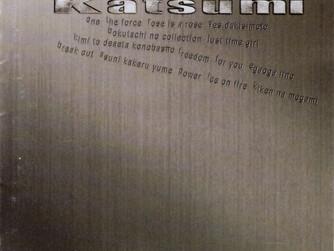 KATSUMI Best Selection