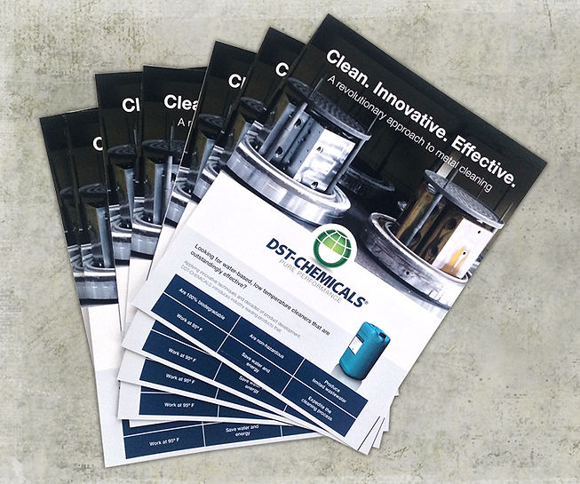 DST-chemicals brochure