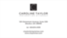 Sandy Bone business card