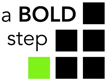 A Bold Step Logo