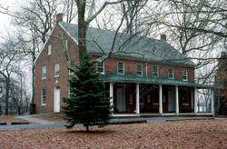 Sandy Spring Quaker Meeting House