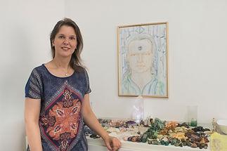 Patricia Merkler Terapeuta Holística/ Leitora dos Registros Akáshicos