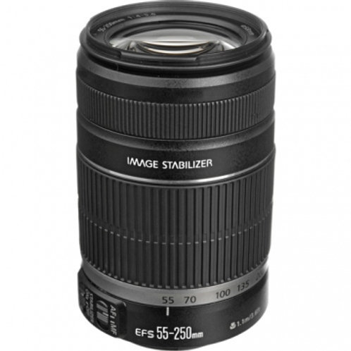Canon 55-250 4-5.6 IS STM