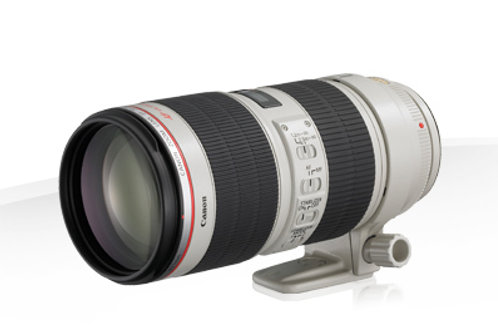 Canon 70-200 2.8 L USM IS III