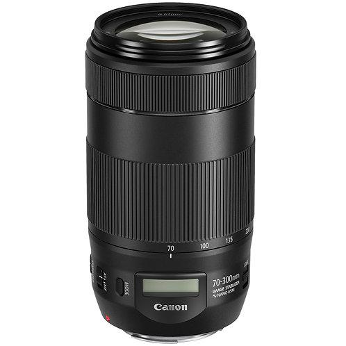 Canon 70-300 4-5.6 IS II USM