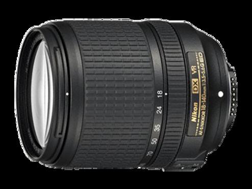 Nikon AF-S 18-140 ED VR