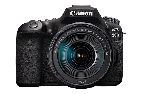 CANON EOS 90D +18/135 IS USM