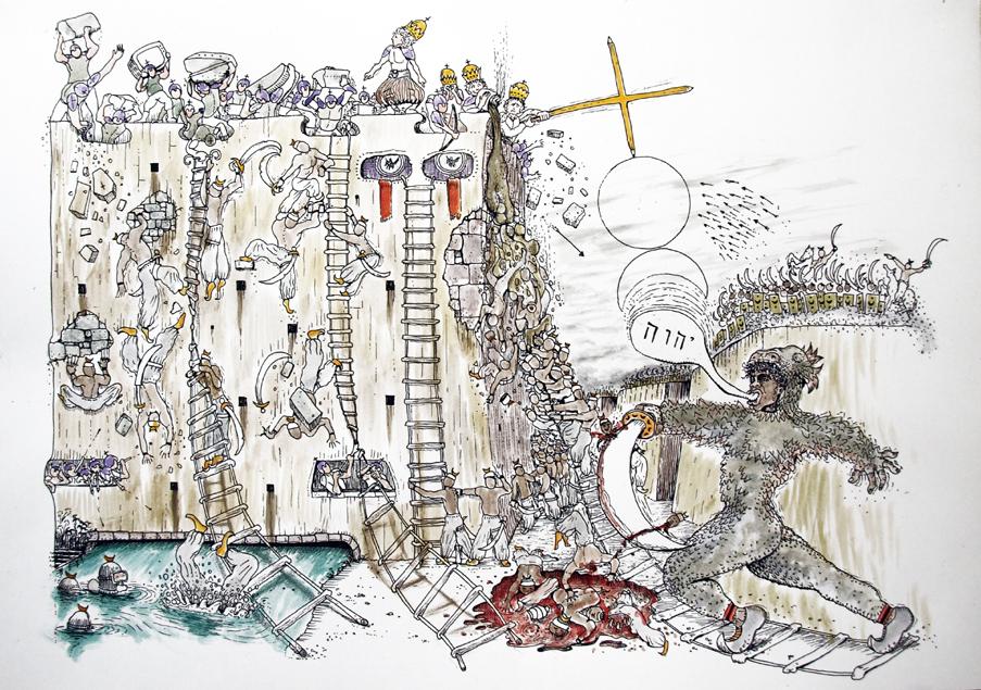 Assedio a Parigi