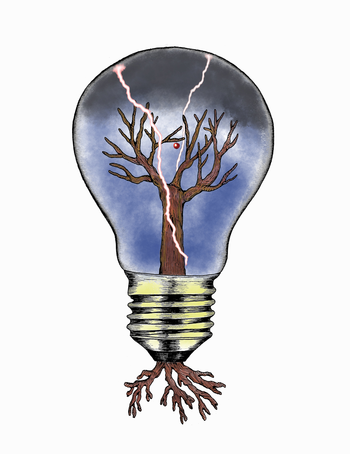 idea lampante defini