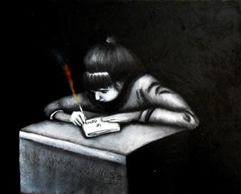 Blocco dello scrittore