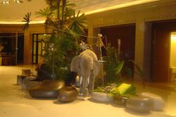 décors jungle
