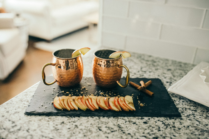 The Thanksgiving Mule