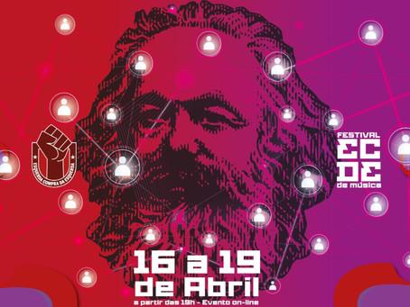 Festival ECDE - Diário de Bordo Nº 02