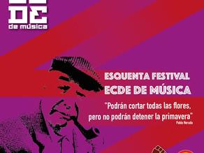 Esquenta Festival ECDE & IAM