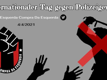 Internationaler Tag gegen Polizeigewalt
