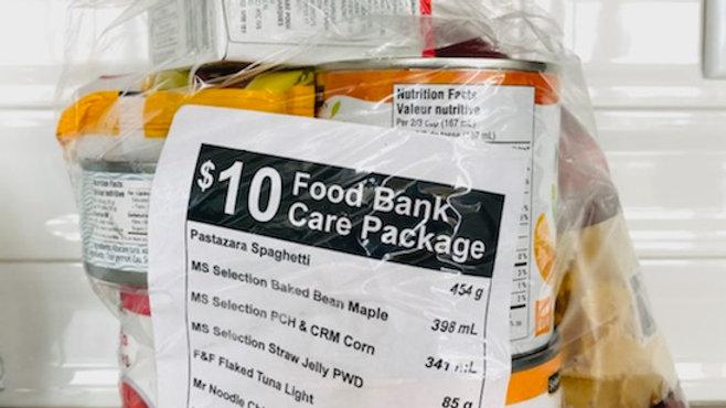 CO-OP food package