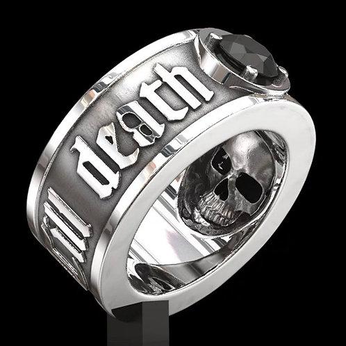 Hidden Skull Ring