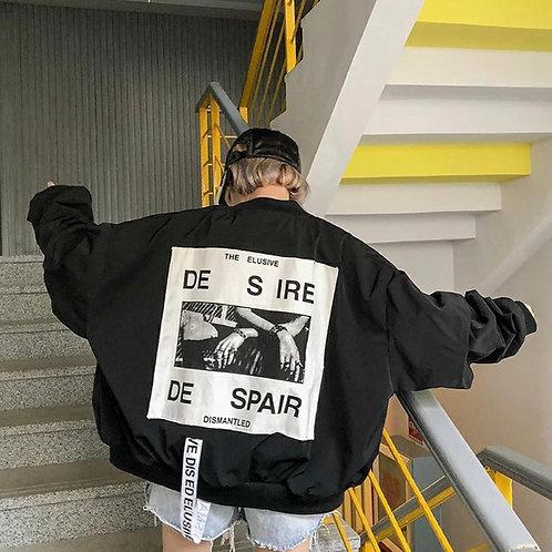 DESIRE/DESPAIR Jacket