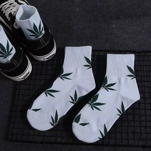 Marijuana Socks