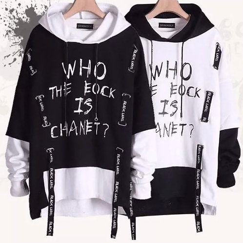 Who the **** Hoodie