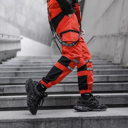Coloured Cargo Pants
