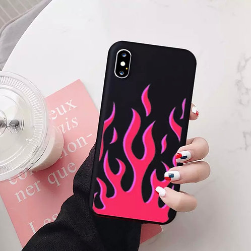 Flame Phone Case