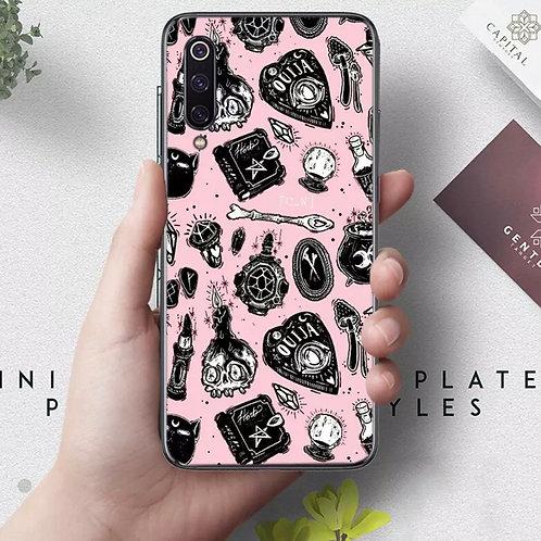 Pink Gothic Phone Case