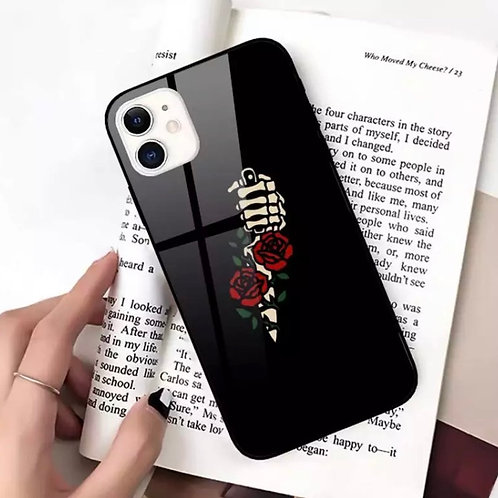 Skeletal Dagger Case
