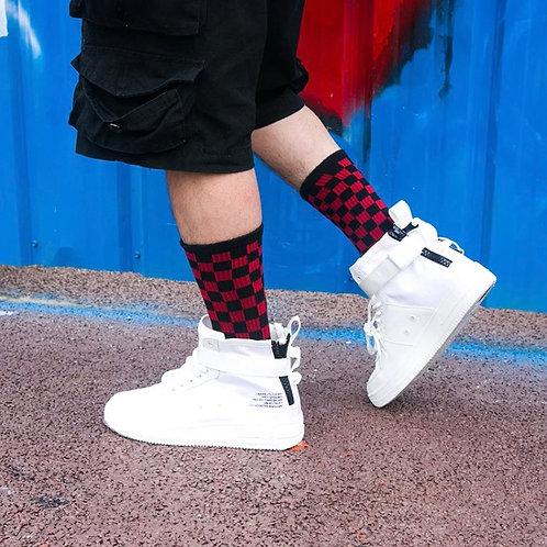Chessboard Socks