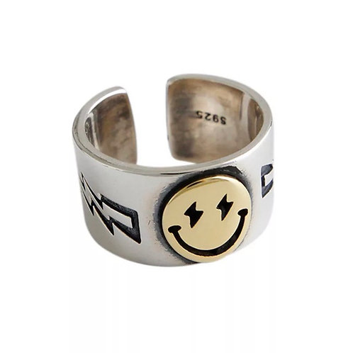 Smiley Ring