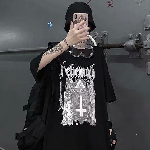 Satanic Graphic Tee