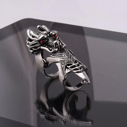 Dragon Finger Armour