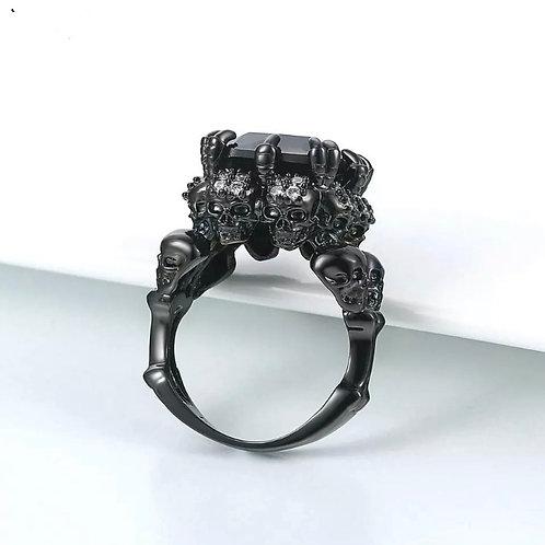 Gothic Gem Ring
